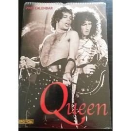 Queen Collectable Calendar 2004