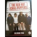 Red Hot Chili Peppers Collectable Calendar 2006