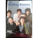 Rolling Stones Collectable Calendar 1993