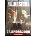 Rolling Stones Collectable Calendar 2006
