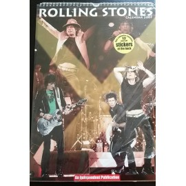 Calendrier vintage Rolling Stones 2007