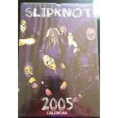 Slipknot Collectable Calendar 2005