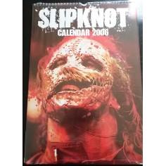 Slipknot Collectable Calendar 2006