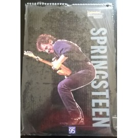 Bruce Springsteen Collectable Calendar 1995