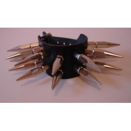 Bracelet Spikes 2 rangs