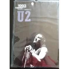Calendrier vintage U2 1993