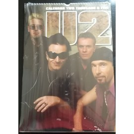 U2 Collectable Calendar 2005