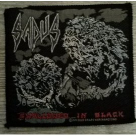 Patch Sadus - Swallowed in black