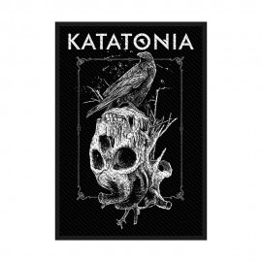 Patch Katatonia - Crow skull