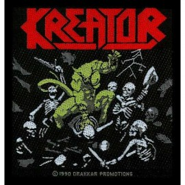 Patch Kreator - Pleasure to Kill
