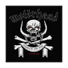 Patch Motörhead - March or Die