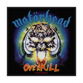 Patch Motörhead - Overkill