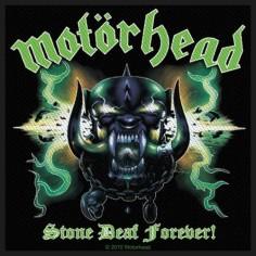 Patch Motörhead - Stone Deaf Forever