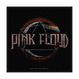 Patch Pink Floyd - Dark side of the moon