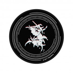 Patch Sepultura - Binary Circular