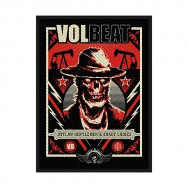 Patch Volbeat - Outlaw Gentlemen and Shady Ladies