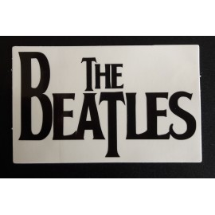 Sticker Beatles - logo