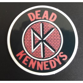 Sticker Dead Kennedys