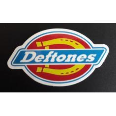 Sticker Deftones
