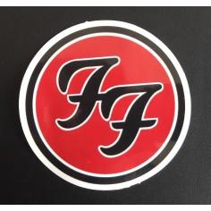 Sticker Foo Fighters