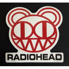 Sticker Radiohead