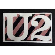 Sticker U2 - How to dismantle