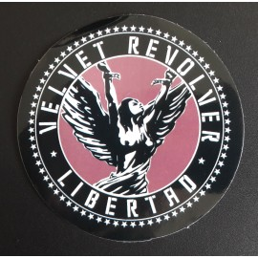 Sticker Velvet Revolver - Libertad