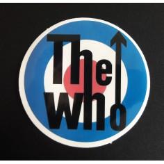 Sticker Who
