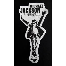 Sticker Michael Jackson - Ultimate collection