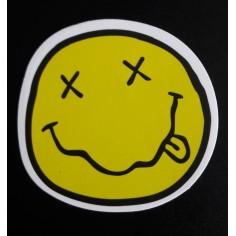 Sticker Nirvana - Smiley