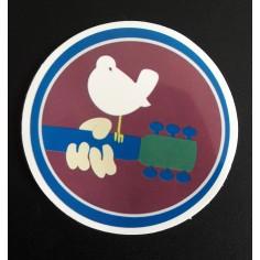 Sticker Woodstock