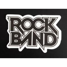 Sticker Rock Band