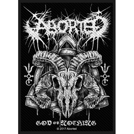 Patch Aborted - God of Nothing