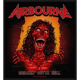 Patch Airbourne - Breakin' outta Hell
