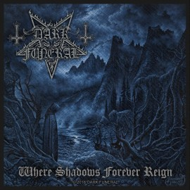 Patch Dark Funeral - Where shadows forever reign