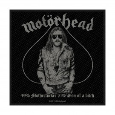 Patch Motörhead - 49-51