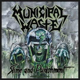 Patch Municipal Waste - Time and Punishment