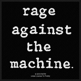 Patch Rage Against the Machine