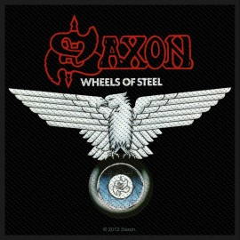 Patch Saxon - Wheels of Steel