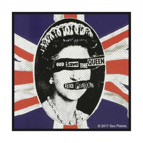 Patch Sex Pistols - God save the Queen