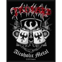 Patch Tankard - Alcoholic Metal