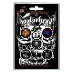 Badge Motorhead (set of 5) [Ace]