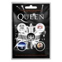 Badge Queen (set of 5)