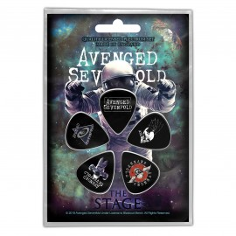 Pick Avenged Sevenfold (set of 5)