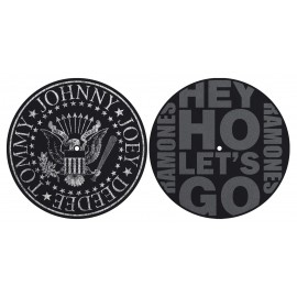 Turntable slipmat Ramones (set of 2)