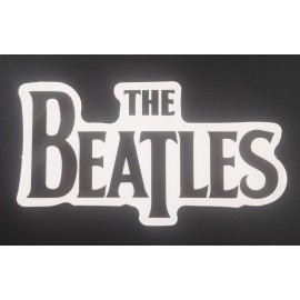 Sticker Beatles - logo