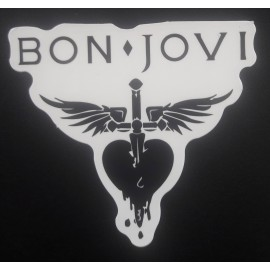 Sticker Bon Jovi