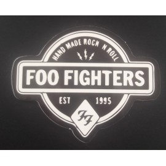 Sticker Foo Fighters - Hand made Rock n Roll