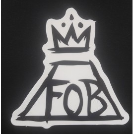 Sticker Fall Out Boy