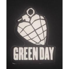 Sticker Green Day - American Idiot